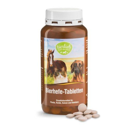 Sanct Bernhard Sörélesztő tabletta kutyáknak, lovaknak, macskáknak  400 db tabletta